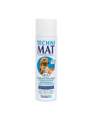 Technimat 4in1 Ontwarrende Conditioner Voor Honden