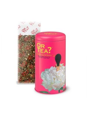 Or Tea Lychee White Peony Witte Thee Lychee Los BIO