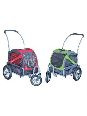 Hondenbuggy Doggy Ride Mini Rood Of Groen
