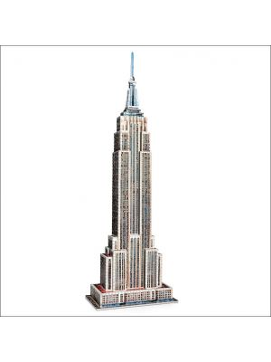 Wrebbit 3D Puzzel - Empire State Building, 975st.