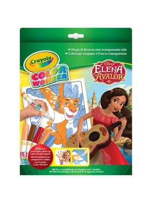 Crayola Color Wonder - Elena of Avalor