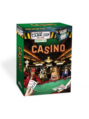 Escape Room Uitbreidingsset - Casino