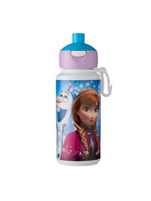 Mepal Campus Drinkfles Popup - Disney Frozen Sisters Forever
