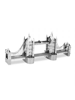 Metal Earth London Tower Bridge Zilver Editie