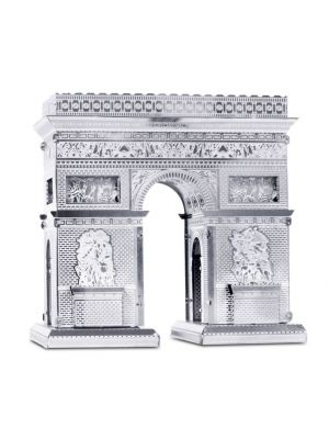 Metal Earth Arc de Triomphe Zilver Editie