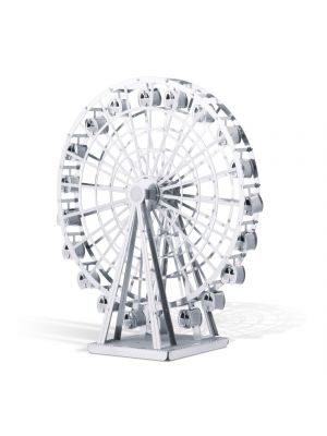 Metal Earth Ferris Wheel Zilver Editie