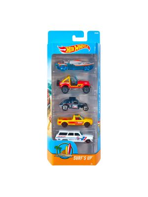 Hot Wheels Auto's - Surf's Up