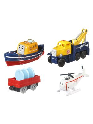 Thomas Adventures Multi-Pack - Sodor Actiestation