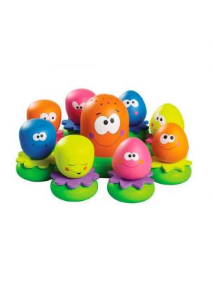 Tomy Octopus Familie