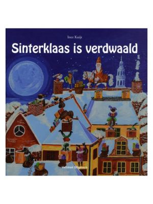 Sinterklaas is verdwaald