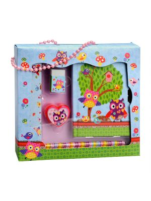 Stationery Dagboek Set Lente