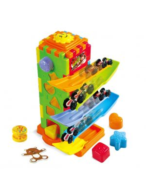 Playgo 5-in-1 Speeltoren