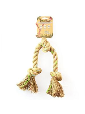 Beco Rope Touwspeelgoed Hond Jungle Triple Knot